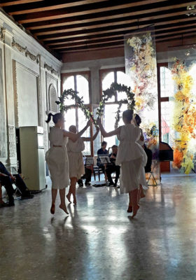 Danza barocca