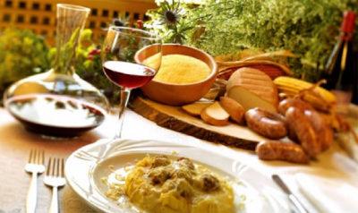 Gastronomia carnica