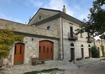Bovino, Masseria Salecchia (foto: L. Varalla © Mondointasca.it)