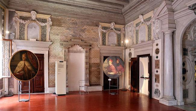 Interno di Palazzo Grimani, Sala del Doge Antonio (foto: Sailko)