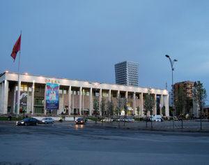 Tirana, Teatro dell'Opera