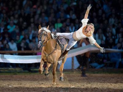 Kaltenberg acrobazie a cavallo