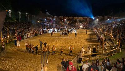 Torneo Kaltenberg arena-centrale