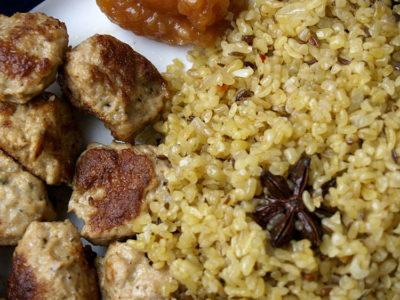 cucina tunisina borgol_chutney