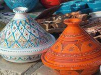 Ceramiche dipinte a mano (foto Emna Mizouni)