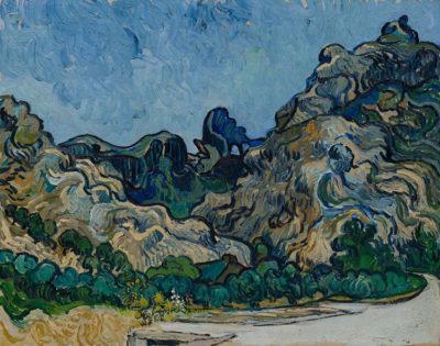 Thannhauser Van Gogh Montagna