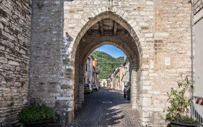 Libera poesia La porta d'ingresso al borgo Credits-Dino-Ruzziconi
