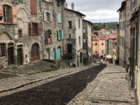 Puy en Velay, vista del centro storico dalla Cattedrale (Ph. D. Bragaglia ©Mondointasca.it)