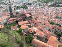Puy en Velay, panoramica sulla città dal Rocher Corneille (Ph. D. Bragaglia ©Mondointasca.it)