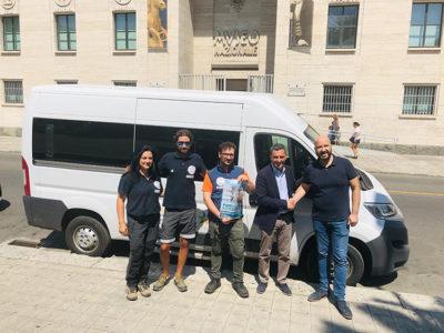 Reggio Calabria parkbus 2019
