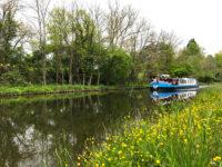 Roanne, Passeggiata lungo il canale che collega Roanne a Briennon (Ph. D. Bragaglia ©Mondointasca.it)