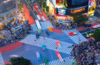 Tokyo in 48 ore Shibuya-Scramble-Crossing (©)TCVB
