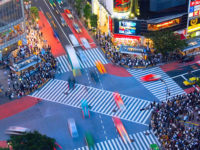 Tokyo: Shibuya Scramble Crossing (©TCVB)