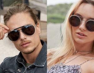 Occhiali: accessorio indispensabile per affrontare le lunghe giornate sotto il sole