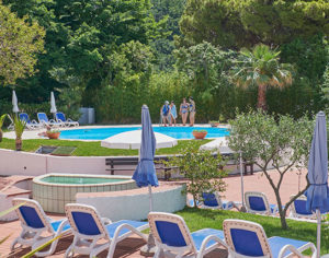 Terme Luigiane. le piscine termali  © Mondointasca.it