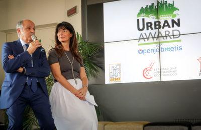 Urban Award Renato-Di-Rocco-Ludovica-Casellati_foto-di-Guido-Rubino