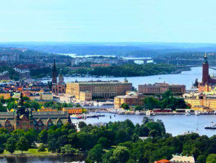Veduta di Stoccolma (ph: Gabriela De Marzo © Mondointasca.it)