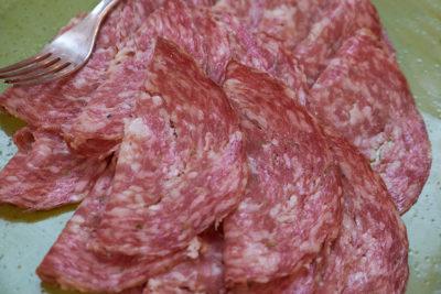 Il-Desco-la finocchiona tipico salame