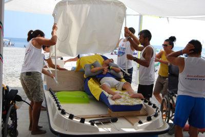 Tutti al mare Giro in Pedalo (foto: P. Ricciardi © Mondointasca.it)