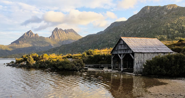 Tasmania, Cradle Mountain