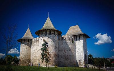 Moldova Fortezza di Soroca