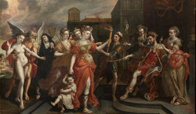 da Tixiano a Rubens DeVos_The-Calumny-of-Apelles