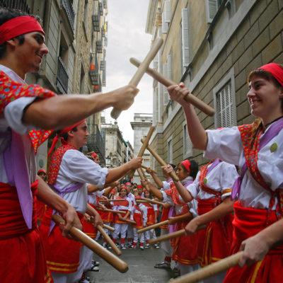 feste patronali Bastoners-La-Mercè_Lluís-Carro_Agència-Catalana-de-Turisme