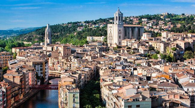 Girona (credits: Oscar Vall Patronat de Turisme Costa Brava)