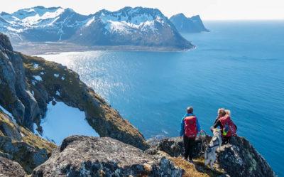 Lofoten-Senja-trekking