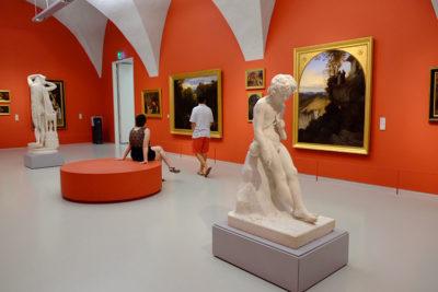 Montpellier Museo-Fabre (foto: d. bragaglia© mondointasca.it)