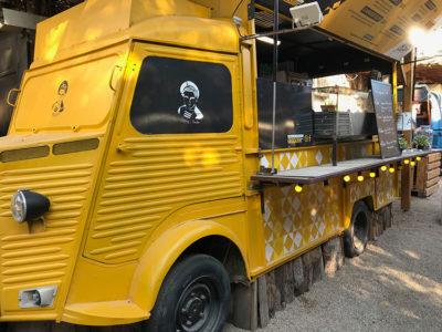 Un food truck nel Marché du Lez (foto: d. bragaglia© mondointasca.it)