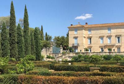 Montpellier, Castello e giardino di Flaugergues (foto: d. bragaglia© mondointasca.it)