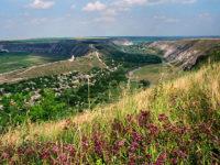 Moldova, paesaggio estivo