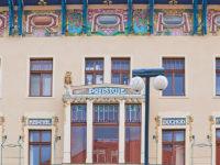Palazzo Art Nouveau dell'ex casa editrice Topič Nové-Město (ph. emilio dati © Mondointasca.it)