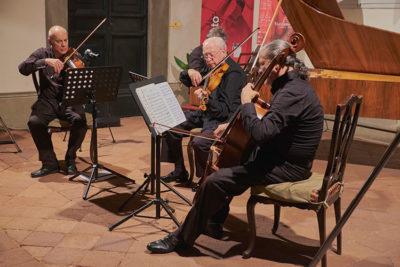 Palazzo Pfanner i Virtuoso & Belcanto in concerto (foto: © emilio dati - Mondointasca.it)
