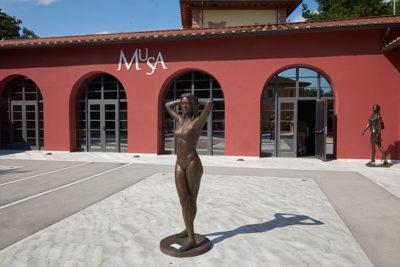 Pietrasanta, Museo Virtuale della Scultura e dell'Architettura (foto © emilio dati – mondointasca.it)