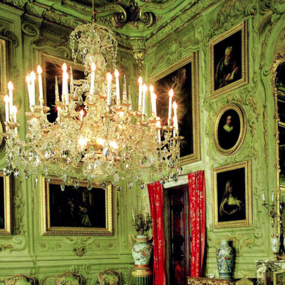 Rolli Palazzo G. Agostino Balbi