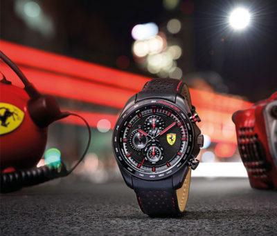 declinazioni Scuderia-Ferrari-Morellato