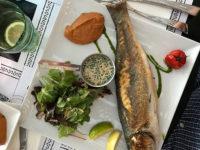 uN piatto del ristoranteCarré Mer (foto: d. bragaglia© mondointasca.it)