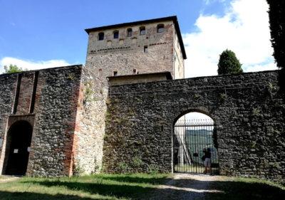 Valtrebbia,-Bobbio, Castello Malaspina