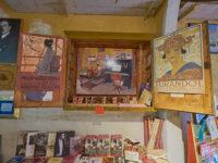 Villa Museo Puccini, il garage trasformato in shop (foto: © emilio dati - Mondointasca.it)