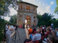 Villa Reale, grotta del Dio Pan, concerto in villa (foto: © emilio dati - Mondointasca.it)
