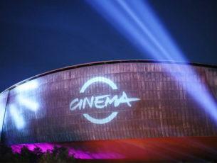 Autitorium Parco della Musica, sede della Festa del Cinema di Roma