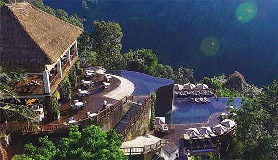 sogno Bali-Hanging-Garden