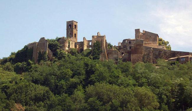 Il borgo medievale di Celleno
