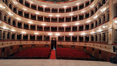 Fabriano Teatro Gentile (foto: pietro ricciardi © mondointasca.it)