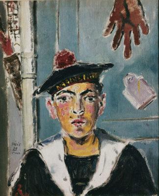 Filippo-de-Pisis-Il-marinaio-francese,1930