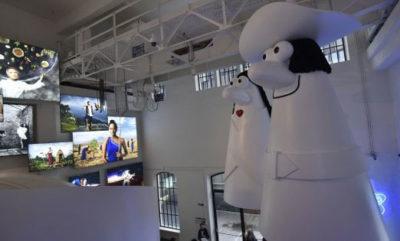 innovazione tecnologica Museo-Lavazza-Torino