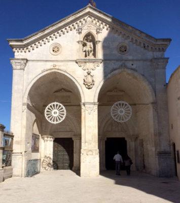 Monte Sant'Angelo santuario-2