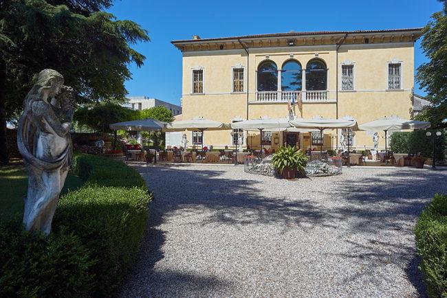 Villa Quaranta, Pedemonte Verona